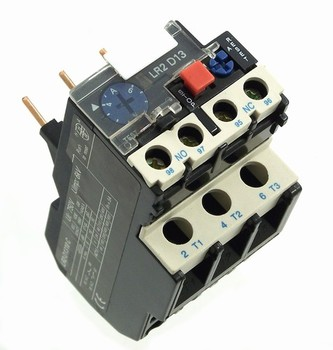 Lr2d1310 4a To 6a 3p 600v Motor Protection Equal To Telemecanique Thermal  Overload Relay For Use With 9a To 32a Lc1d Contactor - Buy