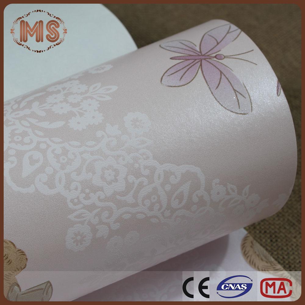 Orso bello disegno carta da parati tessuto non tessuto di carta da ...
