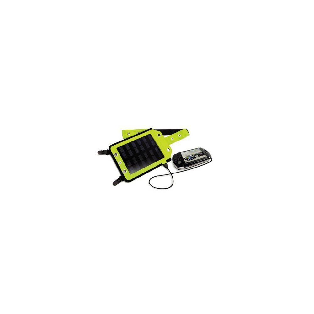 SIO Portable 2.4W Cellphone Solar Charger Bag