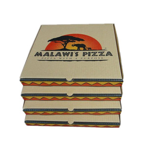 Customized design 6 7 8 9 10 11 12 13 14 15 16 17 inch box for pizza