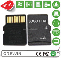 Top Brand SD memory Card 4 GB Class 4 6 Original Flash Chipset, Micro Full Capacity SD Card TF-Slot Adapter2 4 8 16 32 64 128 GB