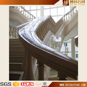 China beautiful craving marble stone balustrade for sale