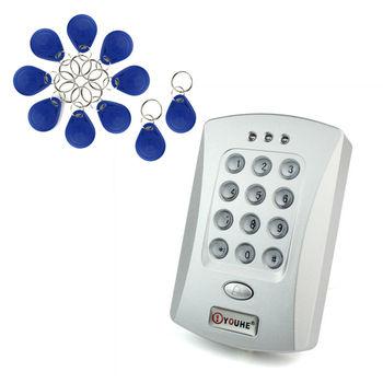 Yh-289 Id Door Access Controller With 10 Em Key For Entry Door ...