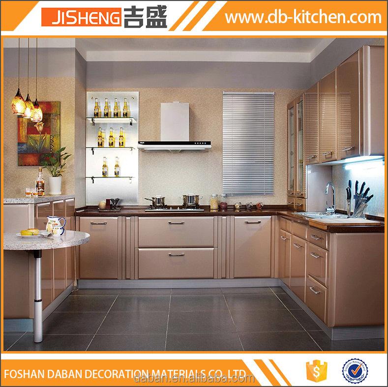 Nach maß küchenschrank design küchenschrank in china-Wandschrank ...