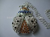 High speed Jewelry usb flash drives memory