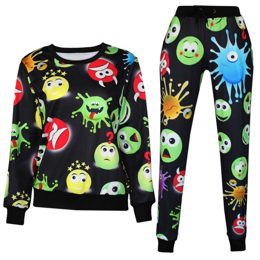 1dc3a2dbaeeeb5 New Women Mens Emoji Joggers Harem Pants For Boys Girl Casual 3D Printed Cartoon  Jogger Trousers Pant Outfit Suit Plus Size XL ...