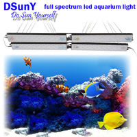 High Quality Dimmable no fan Led aquarium light chinese online stores