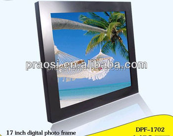 blue movie 2017 download 17 inch wifi digital photo frame with android bluetooth3g - Wifi Digital Photo Frame