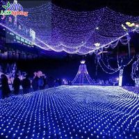 commercial outdoor large led christmas net light