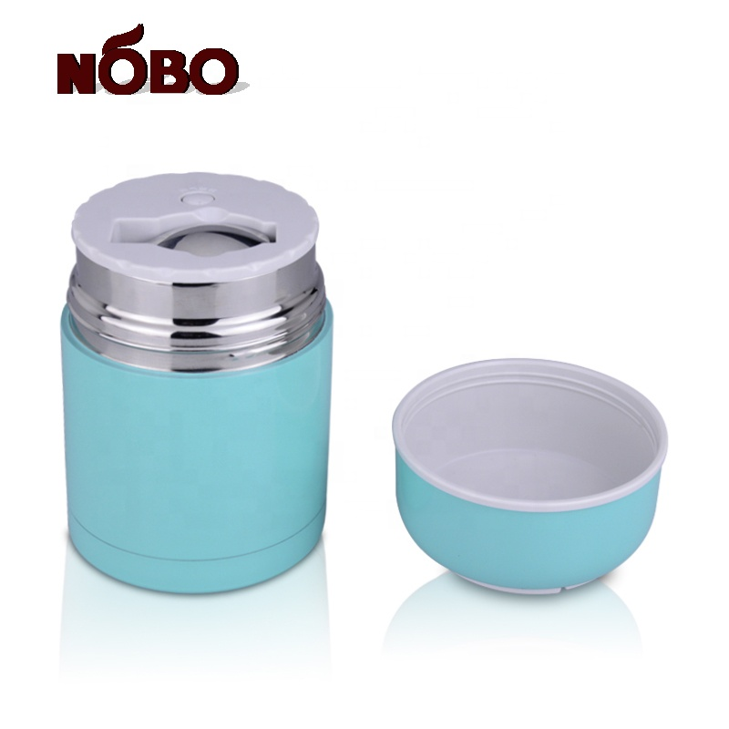 Japanese hottest stainless steel hot case heating lunch tiffin box keep food hot with leakproof lids
