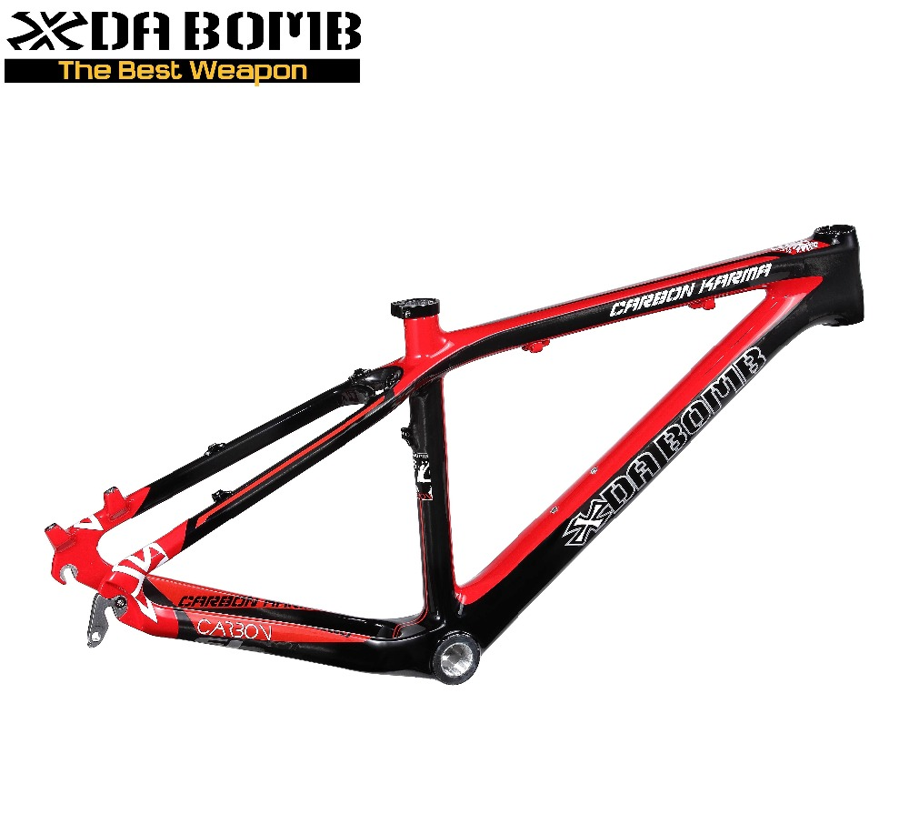 Da Bomb Taiwan Carbon Fiber Bicycle Frame With Customized Color ...