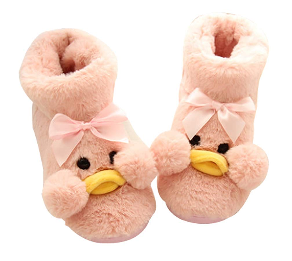 04de5658bed Get Quotations · Cattior Womens Winter Warm Bunny Slipper Boots Indoor Cute Slipper  Shoes