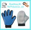 2 PCS Pet Products Bathing Massage Brushes Gloves Dog Grooming Glove