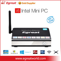 Egreat i6 Windows10 NUC Intel Core 2GB RAM 32GB SSD all in one pc wifi mid tablet pc notebook laptop umpc