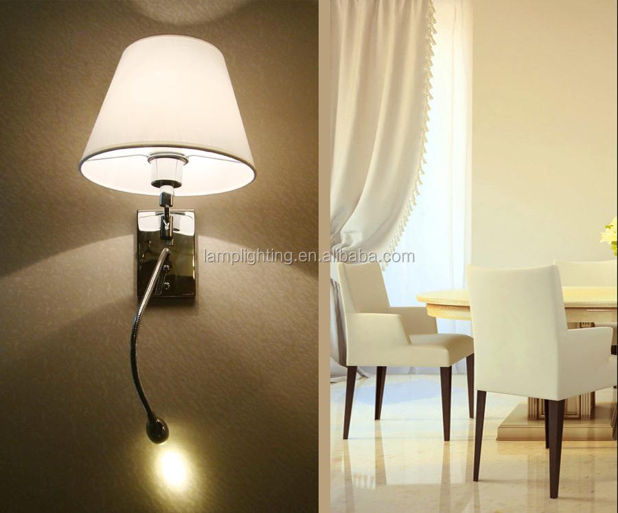 Di alta qualit lettura da comodino lampada da parete per for Lampada da lettura