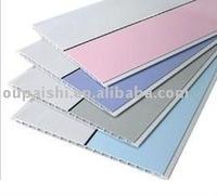 200mm*7mm half normal printing PVC wall panel