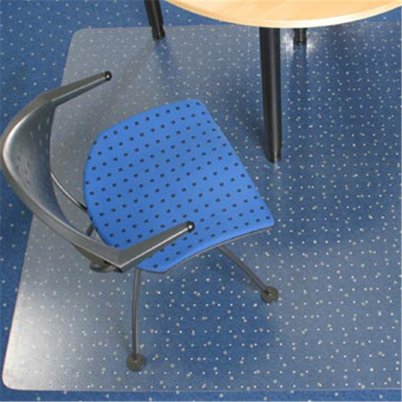 For Laminate Flooring PVC Protective Office Chair Floor Mat