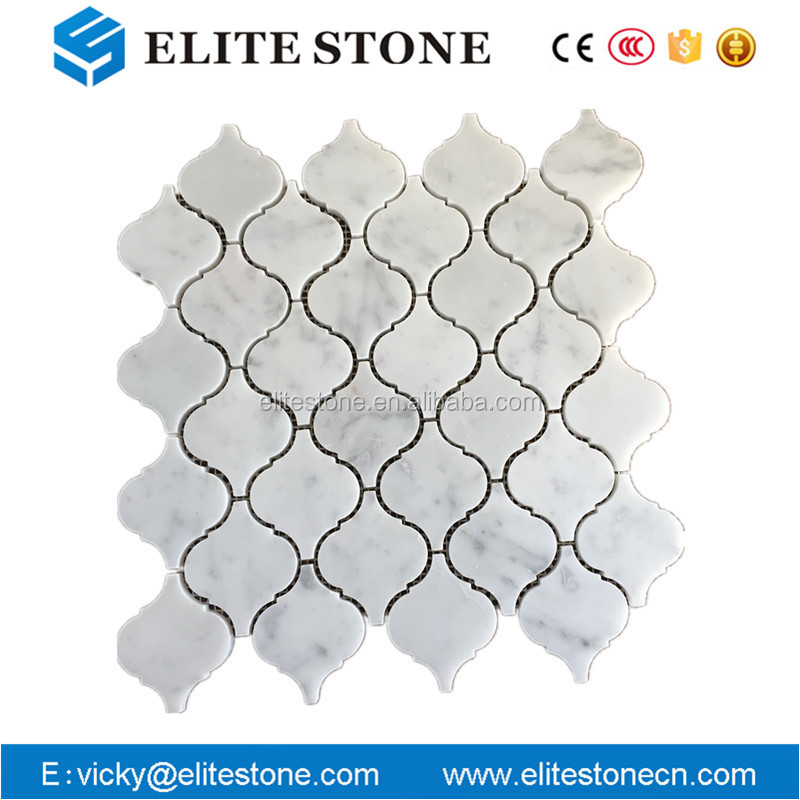 Professional Supplier Chinese Lantern Mosaic Tile Picture