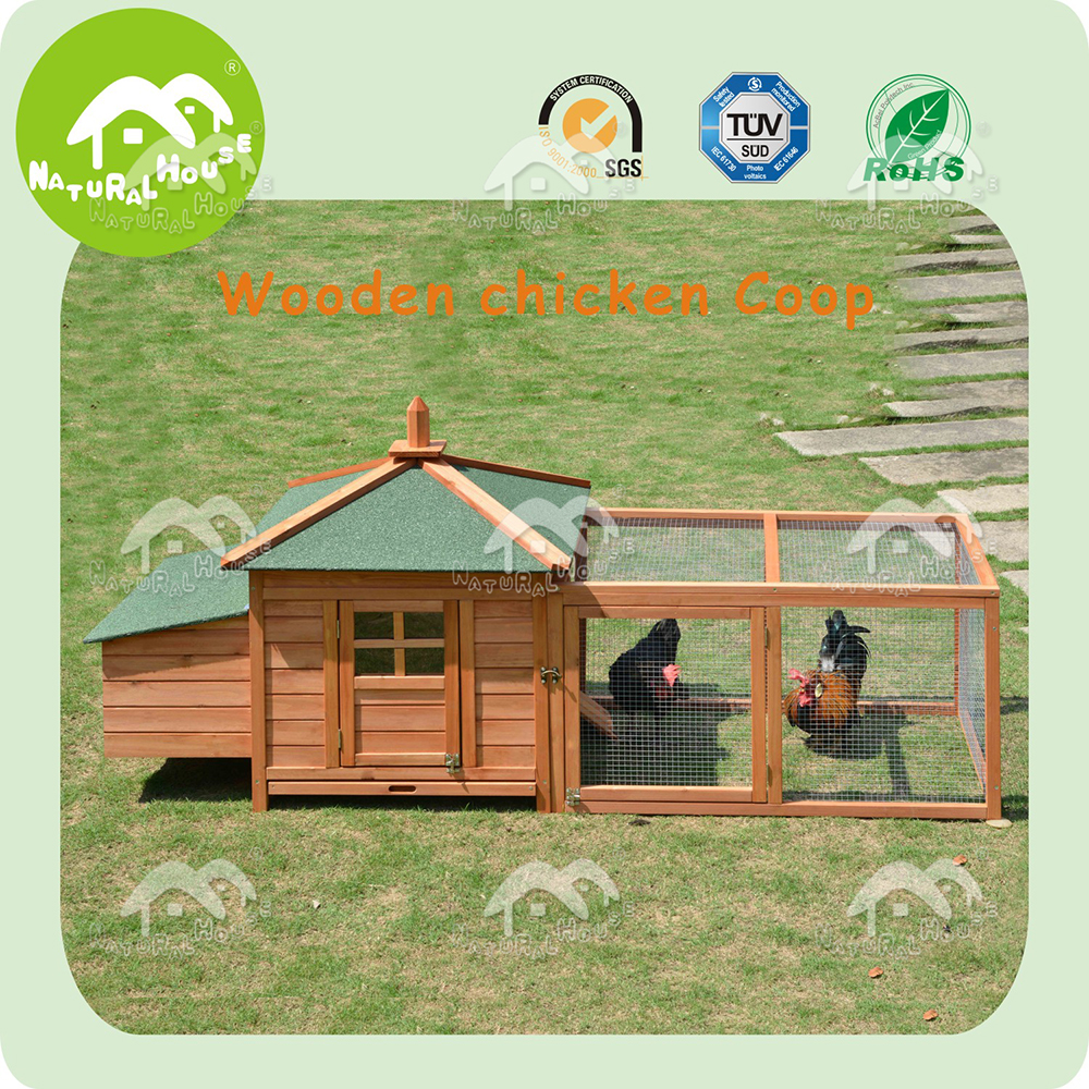 Eco-friendly wholesale chicken coop with run