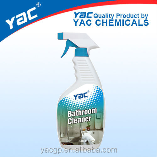 Bathroom cleaning 500ml wholesale chemical supply