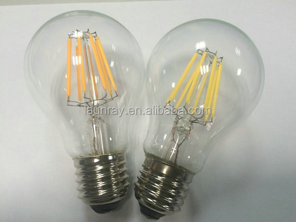 Wholesale Led Manufacturer E27 Base 220V Dimmable Filaments Led ...