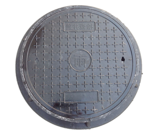 gas station manhole cover grass en124 ductile iron