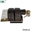 Best price glass door lock latch lockable