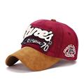 Brands Men Women Baseball Cap Snapback bone Sports Hats Caps Hip Hop 100 cotton Suede Washing