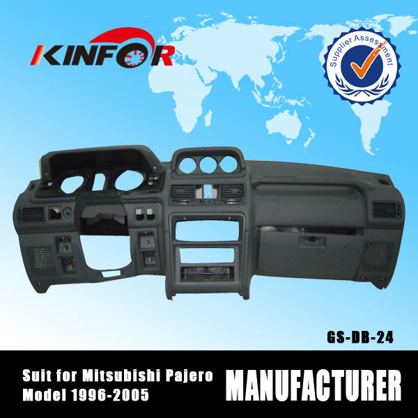 Suit for Mitsuibishi Pajero Dashboard with airbag Model 1996-2005
