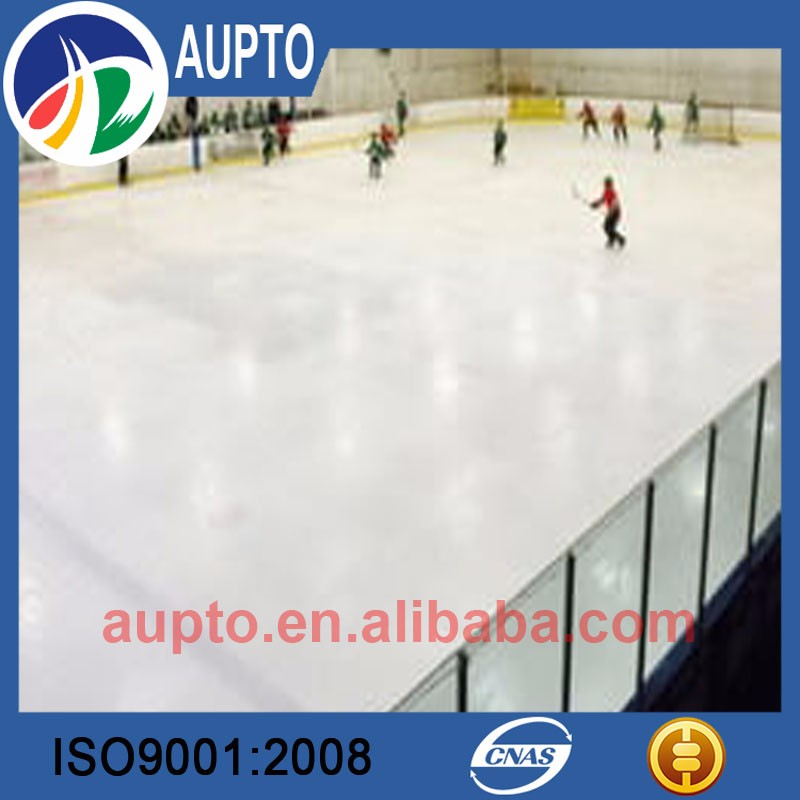 uhmwpe skating sheet outdoor synthetic ice rink dash board for ice rink