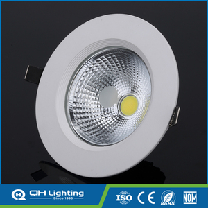 CE RoHS SAA certified recessed free shipping smd cob 30w led downlight