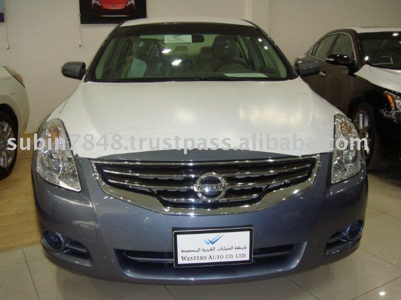 NISSAN ALTIMA 2.5L PETROL SEDAN AT AUTOMOBILE