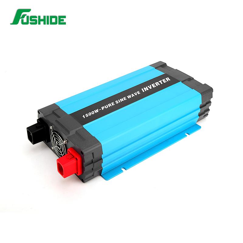 Wechselrichter Able P1500c Car Power Inverter Dc12v To Ac220v Modified Sine Wave Power Converter Tn Reliable Performance Photovoltaik-zubehör