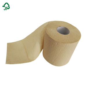 Standard Roll Toilet Paper Tissue 100% Bamboo Pulp 2 Ply High Quality Toilet Tissue