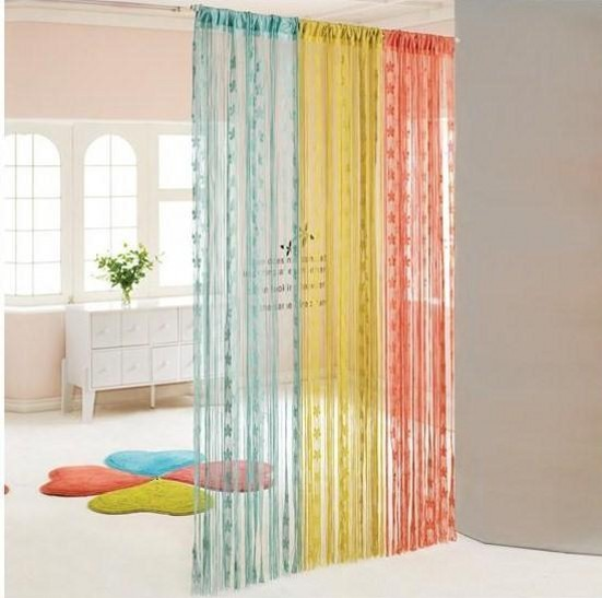 Excellent quality low price handmade bead curtain