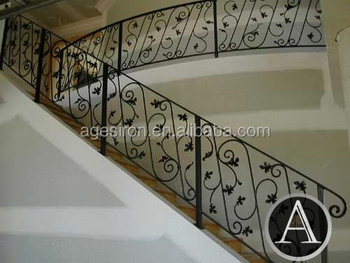 New Design Staircase Handrail/stairs Grill Design