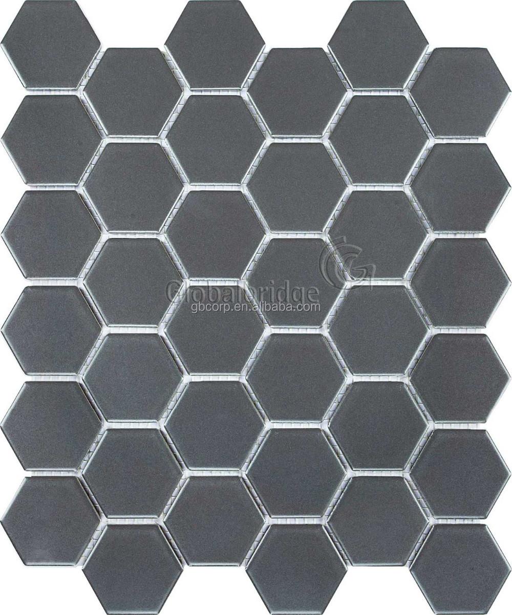 Gros tuile hexagonale cuisine carreaux de c ramique pas for Carreaux mosaique pas cher