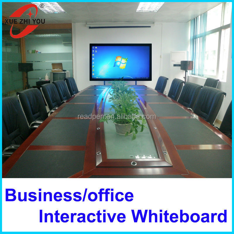New product 55/65/70/84 inch infrared interactive tv touch screen whiteboard Business/office equipment