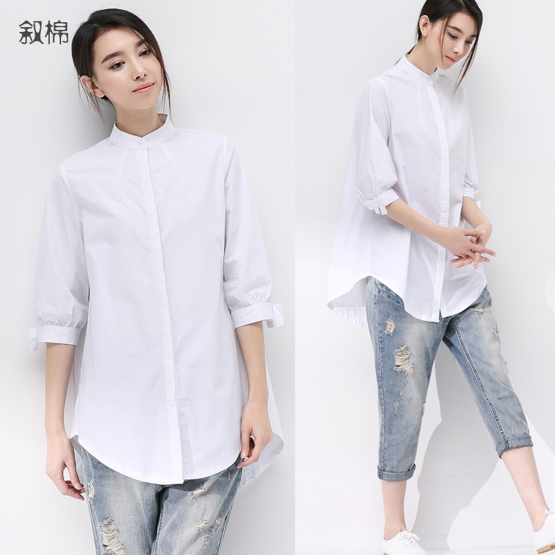 3fa372141ab26 Find womens oversized white button down shirt at ShopStyle. Shop the latest  collection of womens
