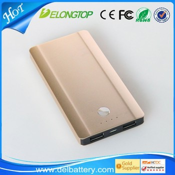 Top selling factory supply portable power bank for gift