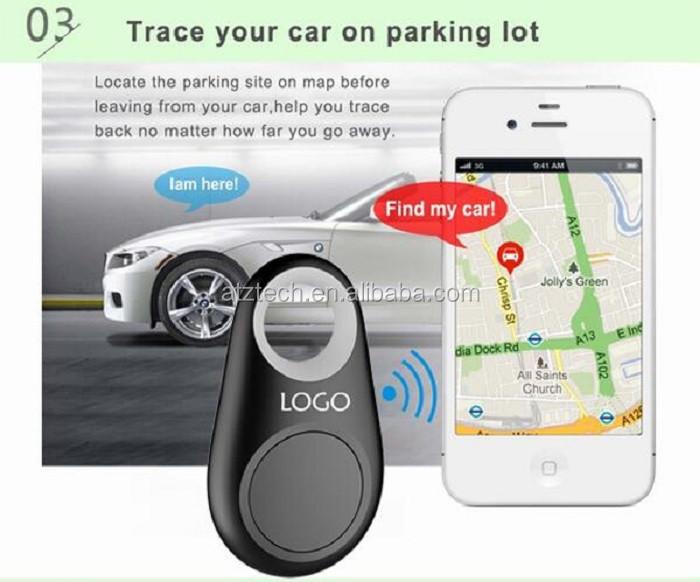 atz mobile bluetooth 40 ble tile antilost key tracker alarm key finder for