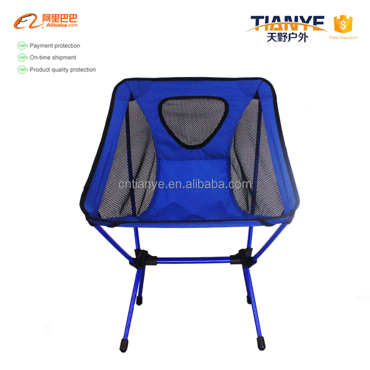 Tianye new arrivals Wholesale folding chair Lightweight Portable Folding Ground Chair with Carrying Bag