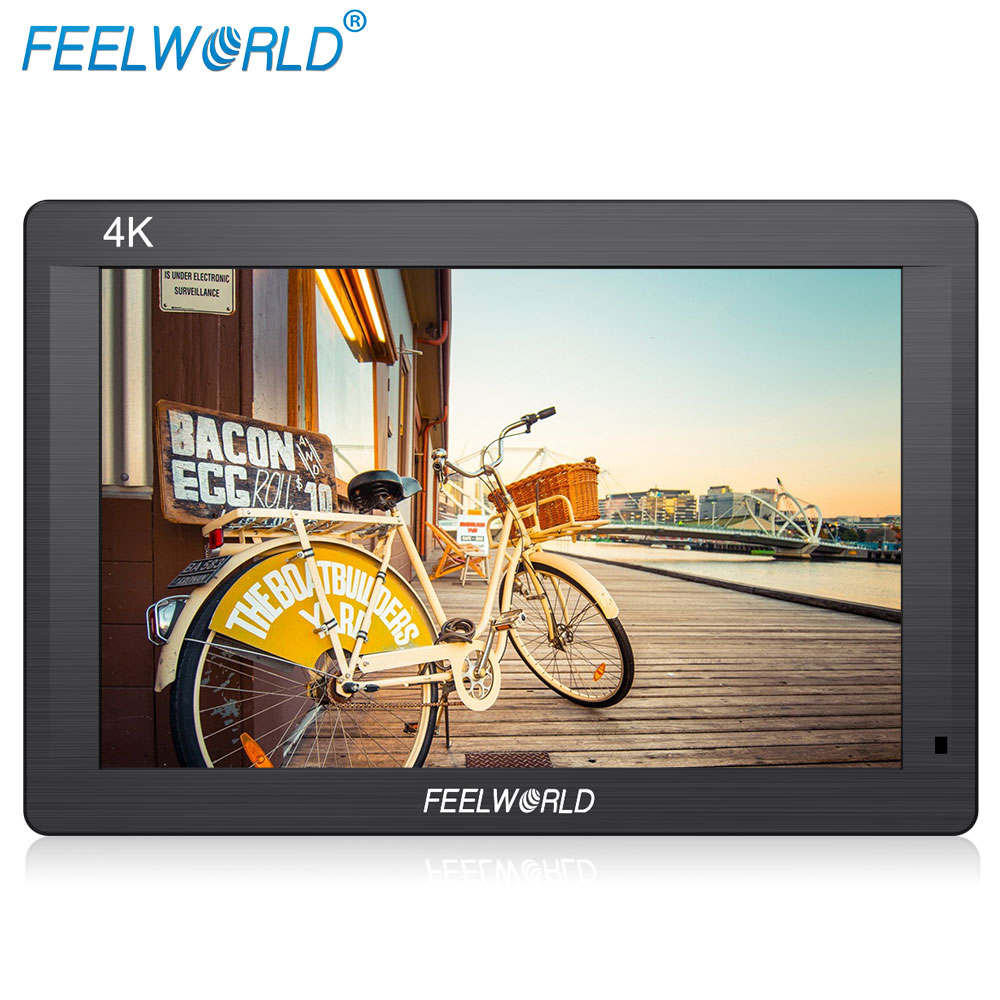 FEELWORLD FH7 high quality manufacturer 7 inch portable full hd best dslr external monitor