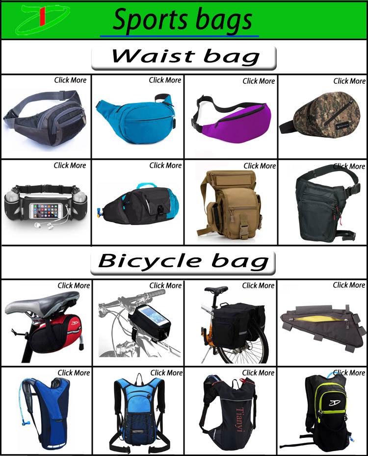 sports bag--waist,bicycle