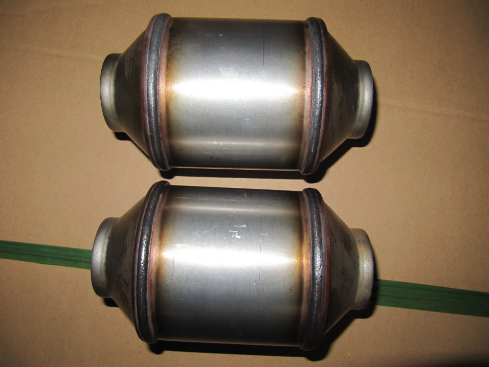 motorcycle catalytic converter price