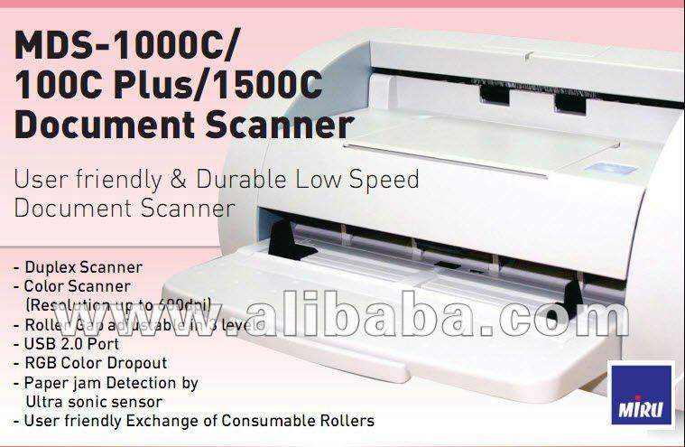 Miru Document Scanners in pakistan