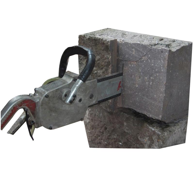 SSY model type rock cutting machine hydraulic diamond chain saw