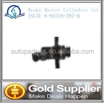 Brand New Brake Master Cylinders For Isuzu 8-94319-297-0 With High ...