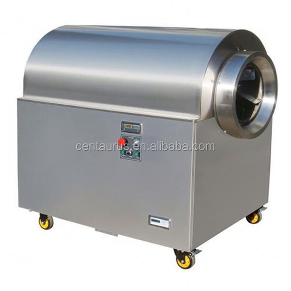 Best price pistacho roaster machine with high capacity and low investment