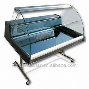 Comet serve over cabinet, can sit on counter or mobile to any place want